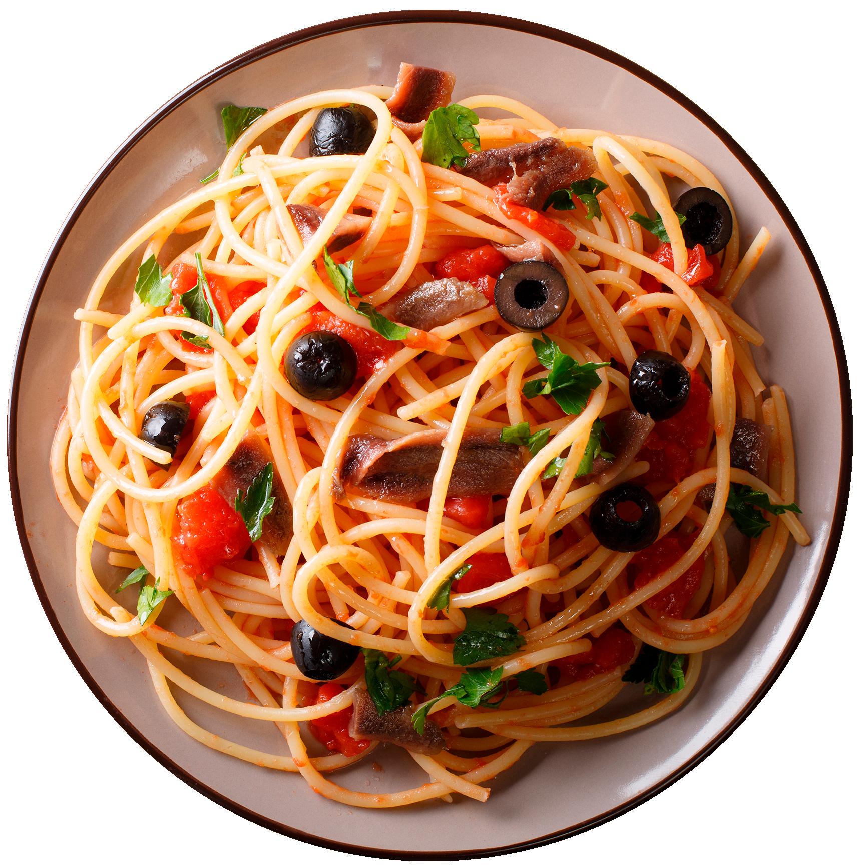Спагетти Аматричьяно