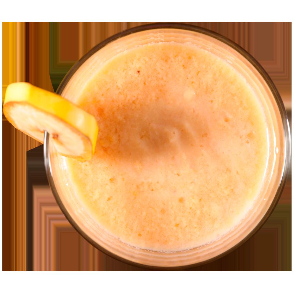 Яблочно-банановый смузи