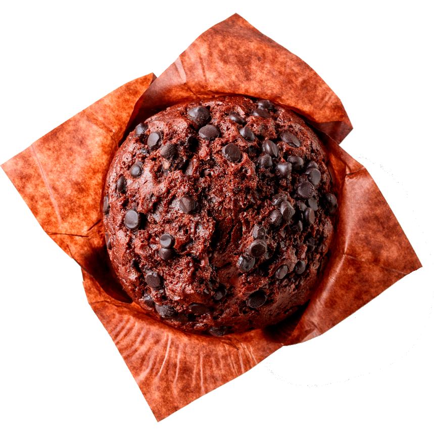 Шоколадный маффин